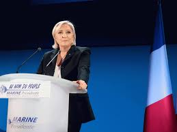 Marine Le Pen Marine Le Pen Temporarily Steps Down As Front National Leader To