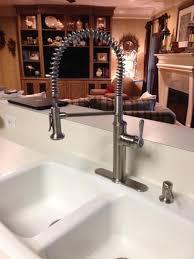 kohler single kitchen faucet kohler sous kitchen faucet kitchen design ideas