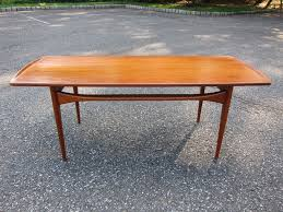 Long Coffee Table by Long Danish Modern Coffee Table Danish Modern Coffee Table