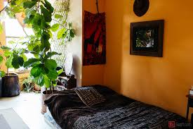 Bedroom Plants My 1200sqft Inside Summer Rayne Oakes U0027 Williamsburg Oasis Filled