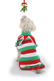 ugly christmas dog sweater tipsy elves