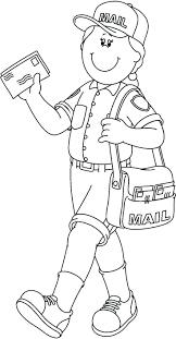 5th grade social studies coloring pages printable community helper