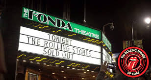 sticky photo album rolling stones sticky fingers live at the fonda theatre dvd