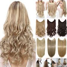invisible line hair extensions headband hair extensions ebay