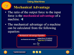 chapter work and machines ppt download