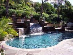 pools with retaining wall with waterfall 131 photos from luxury