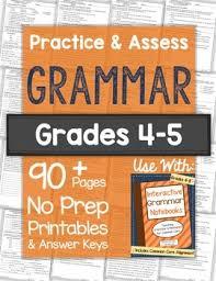 6th grade grammar teaching resources u0026 lesson plans teachers pay
