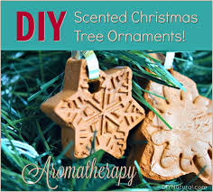 scented ornaments aromatherapy tree ornaments