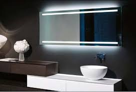 Illuminated Bathroom Mirrors Illuminated Bathroom Mirrors Mirror Instalation New York