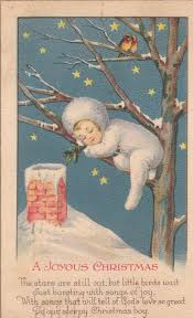 106 best christmas vintage cards images on pinterest christmas
