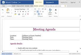 agenda templates for word 2010 best photos of agenda template in word find meeting agenda