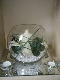 fish bowl centerpieces table centerpieces photogalleries rainbow weddings wedding