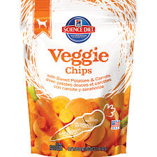 hill u0027s science diet veggie chips with sweet potatoes u0026 carrots