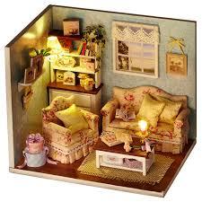 chambre pour amants mignon chambre miniature maison puppenhaus amant d anniversaire