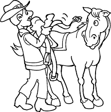 boot coloring pages printable version face
