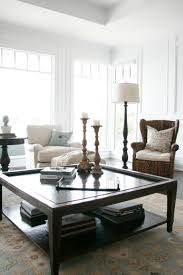 Square Living Room Table by How To Pick Out A Coffee Table