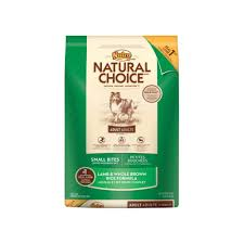 nutro natural choice dog food limited ingredient petsolutions