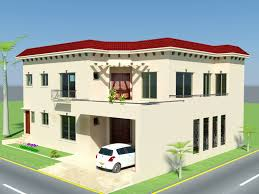 Two Bedroom Design Two Bedroom House Plans In Pakistan 3d Front Elevation 10
