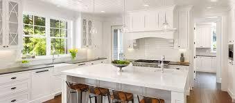 kitchen design white cabinets granite 7 ways to implement white granite countertops into your kitchen