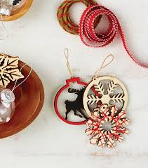 how to craft laser cut wood ornaments joann