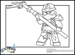 lego ninjago coloring pages to print lego ninjago coloring pages ninjago masters of spinjitzu kai dx