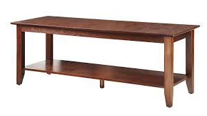 Simple Wooden Shelf Designs by Coffee Table Beautiful Coffee Table With Shelf Design Ideas