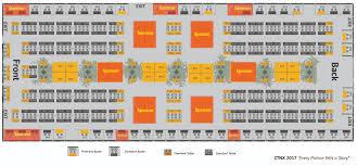 Austin Convention Center Floor Plan by Floorplans Exhibitors Ctn Expo