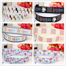 grosgrain ribbon wholesale online buy wholesale unicorn grosgrain ribbon from china unicorn