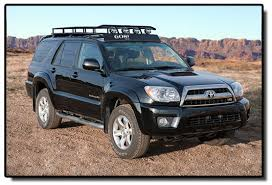 roof rack for toyota sequoia toyota 4runner gobi roof racks