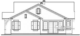 House Plans With Elevations And Floor Plans House Plan W3252 Detail From Drummondhouseplans Com
