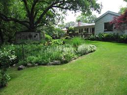 landscape ideas small sloped front yard pictures of backyard