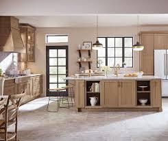 quarter sawn oak shaker kitchen cabinets thomasville jansen quartersawn oak jute mist