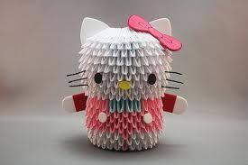 cara membuat origami hello kitty 3d origami maniacs origami 3d hello kitty