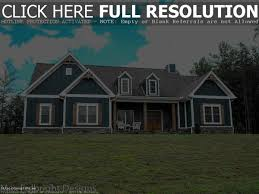 Craftsman Houses 4 Bedroom Craftsman House Plans Luxihome