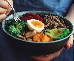 bonne cuisine rapide 3 recettes de buddha bowl faciles et délicieuses bhv menus et