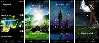lock screen apk fireflies lockscreen 1 1 apk lock live wallpaper app