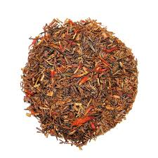sunset orange rooibos the cultured cup