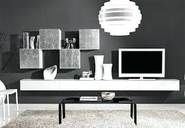 Gloss Living Room Furniture Black And Silver Living Room Furniture Srjccs Club