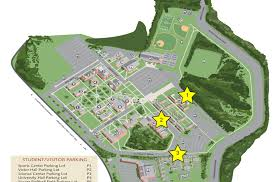 Asu Campus Map Overcoming By Faith Young College Life