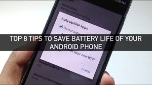 8 tips save battery life your android phone youtube