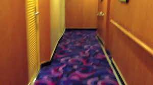 norwegian gem deck 8 walkabout youtube