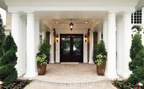 Curb Appeal Front Entrance - vamp up your home u0027s curb appeal house plans and more