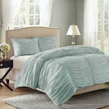 Velvet Comforters King Size Nursery Beddings Seafoam Green King Size Comforter As Well As