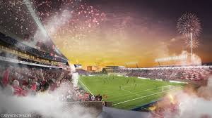 a group wants to build a pro soccer stadium near st louis a group wants to build a pro soccer stadium near st louis university here s how it might look metro stltoday com