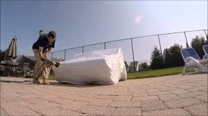 Long Island Patio by Hennys 30 Second Web Shrink Wrap Patio Furniture Long Island Youtube