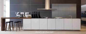 kitchen cabinet uv mdf door modular customized kitchen cabinet
