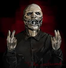 Slipknot Corey Taylor Halloween Masks by Slipknot Corey Taylor Poster On Behance