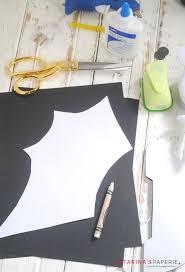how to make an easy halloween bat decoration katarina u0027s paperie