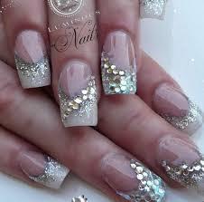 33 gold acrylic nail designs nails in pics