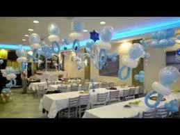 blue baby shower diy brown and blue baby shower decor ideas
